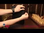 Чехол-обложка для hp elitepad 900/900 3g (d4t10aw) черный кожаный