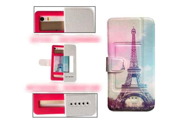 Чехол-книжка для nokia lumia 620 с застежкой и красивым необычным рисунком и внутренним защитным силиконовым бампером