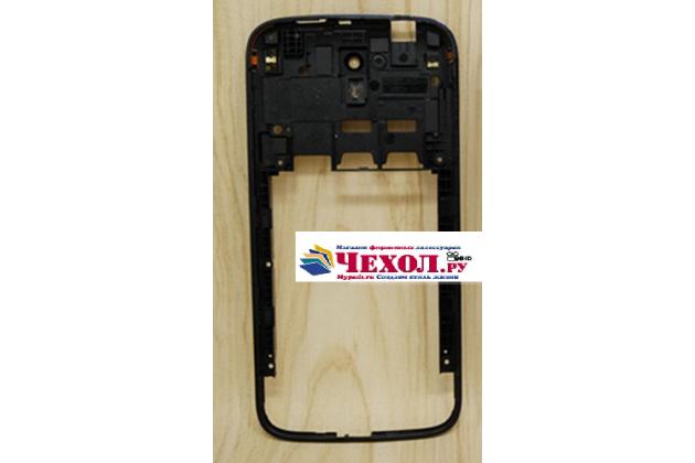 Родная задняя крышка-панель которая шла в комплекте для acer liquid z330/ z330 duo/ m330 черная