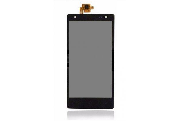 Lcd-жк-сенсорный дисплей-экран-стекло с тачскрином на телефон acer liquid e3 e380 черный + гарантия