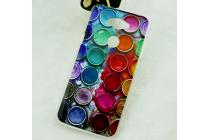 """Необычная из легчайшего и тончайшего пластика задняя панель-чехол-накладка для acer liquid e600  """"тематика краски"""""""