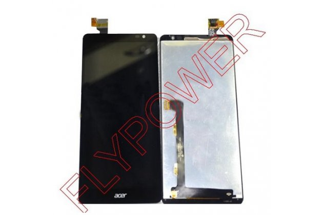 Lcd-жк-сенсорный дисплей-экран-стекло с тачскрином на телефон acer liquid x1 черный + гарантия