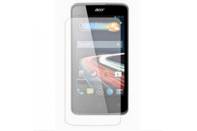 Защитная пленка для телефона  acer liquid z4 z160   глянцевая