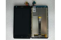 Lcd-жк-сенсорный дисплей-экран-стекло с тачскрином на телефон acer liquid z410/ z410 duo черный + гарантия