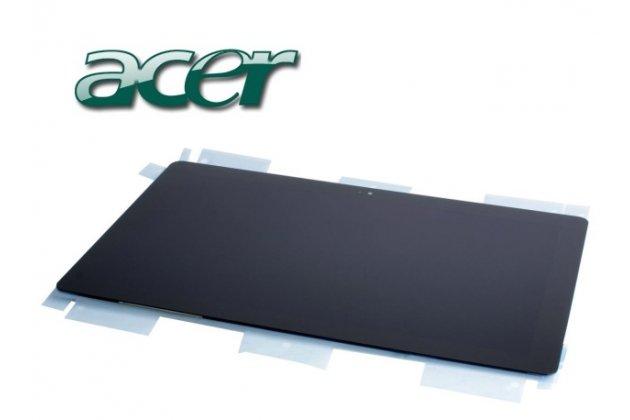 Lcd-жк-сенсорный дисплей-экран-стекло с тачскрином на планшет acer aspire p3-171 черный и инструменты для вскрытия + гарантия