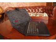 Чехол со съёмной Bluetooth-клавиатурой для планшетов Acer Iconia Tab A100/A101 черный кожаный + гарантия..
