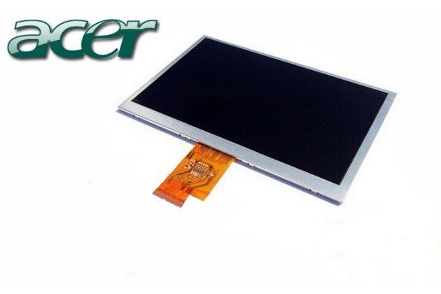 Lcd-жк-сенсорный дисплей-экран-стекло с тачскрином на планшет acer iconia tab a100/a101 черный и инструменты для вскрытия + гарантия