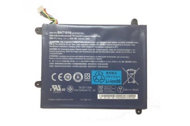 Аккумуляторная батарея 3260mah bat-1010 на планшет  acer iconia tab a500/a501 + инструменты для вскрытия + гарантия