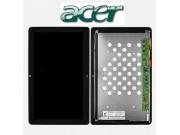 Фирменный LCD-ЖК-сенсорный дисплей-экран-стекло с тачскрином на планшет Acer Iconia Tab W510/W511 черный и инс..
