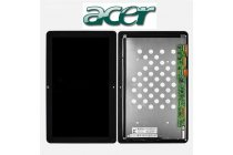 Lcd-жк-сенсорный дисплей-экран-стекло с тачскрином на планшет acer iconia tab w510/w511 черный и инструменты для вскрытия + гарантия