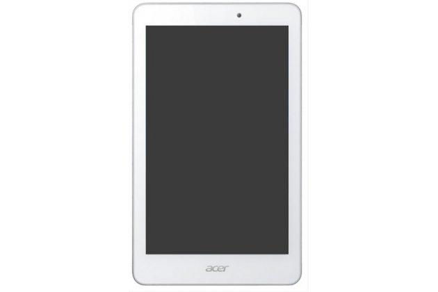 Lcd-жк-сенсорный дисплей-экран-стекло с тачскрином на планшет acer iconia tab 8 a1-840/a1-841 fhd белый и инструменты для вскрытия + гарантия
