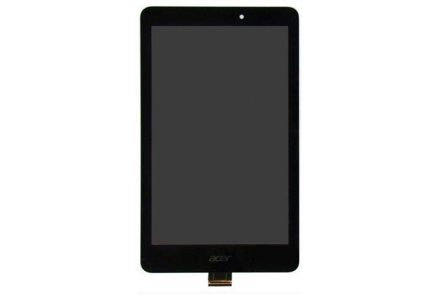 Lcd-жк-сенсорный дисплей-экран-стекло с тачскрином на планшет acer iconia tab 8 a1-840/a1-841 fhd черный и инструменты для вскрытия + гарантия