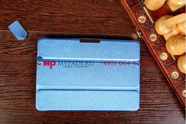 """Умный чехол самый тонкий в мире для acer iconia tab a1-830/a1-831 """"il sottile голубой пластиковый италия"""