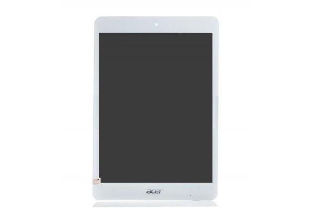 Lcd-жк-сенсорный дисплей-экран-стекло с тачскрином на планшет acer iconia tab a1-830/a1-831 белый и инструменты для вскрытия + гарантия