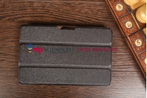"""Умный чехол самый тонкий в мире для acer iconia tab b1-720/b1-721 """"il sottile черный пластиковый италия"""