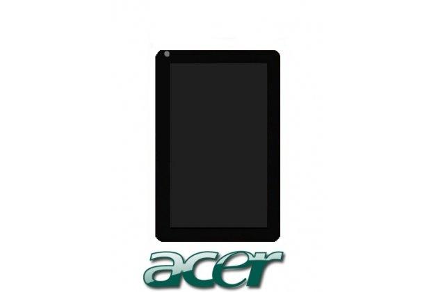 Lcd-жк-сенсорный дисплей-экран-стекло с тачскрином на планшет acer iconia tab b1-720/b1-721 черный и инструменты для вскрытия + гарантия