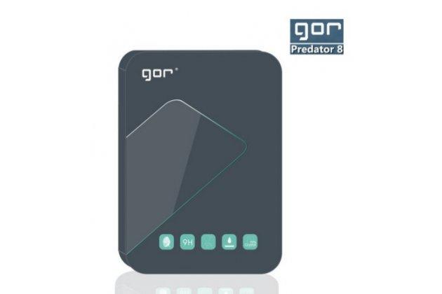 Защитное закалённое противоударное стекло премиум-класса из качественного японского материала с олеофобным покрытием для планшета acer predator 8 gt-810