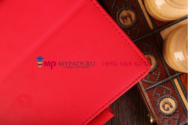 """Чехол для acer tab 7 a1-713/a1-713hd с мягкой противоударной подкладкой красный """"prestige"""""""