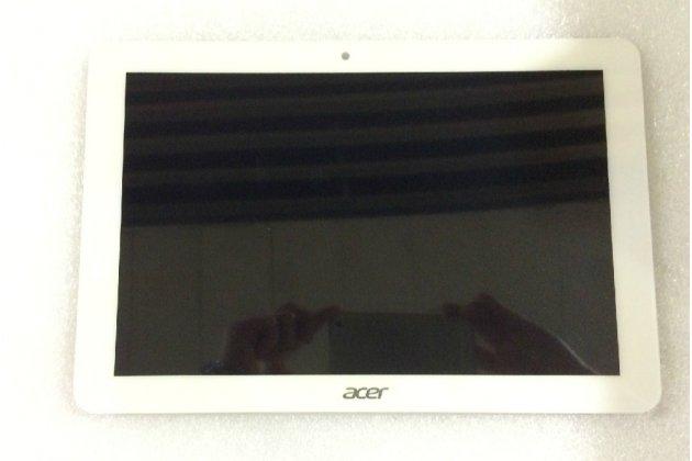 Lcd-жк-сенсорный дисплей-экран-стекло с тачскрином на планшет acer iconia tab a3-a20/a3-a21/a3-a20fhd белый и инструменты для вскрытия + гарантия