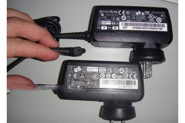 Зарядное устройство блок питания от сети для планшета-ноутбука acer iconia tab w500/w501 + гарантия