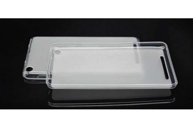 Ультра-тонкая полимерная из мягкого качественного силикона задняя панель-чехол-накладка для планшета acer iconia one 7 hd b1-760hd (k057 / nt.lb1ee.004) белая