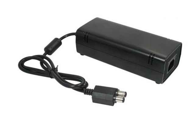 Зарядное устройство от сети для microsoft xbox 360 slim + гарантия