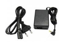 Зарядное устройство от сети для sony psp 1000 / 2000 / 3000 / 3006 slim + гарантия (в комплекте сетевой шнур, адаптер)