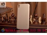 Фирменная задняя панель-крышка-накладка из тончайшего и прочного пластика для Alcatel One Touch Idol 3 (5.5) /..