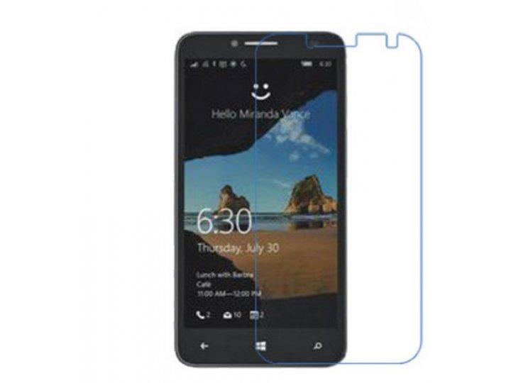 защитная пленка для телефона alcatel one touch fierce xl 5054d / pop 3 5054d  глянцевая..