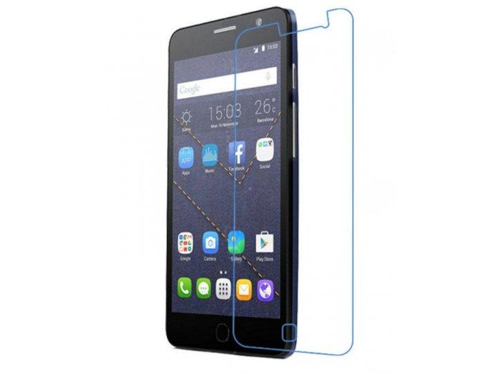 защитная пленка для телефона alcatel one touch pop star 5022d  глянцевая..