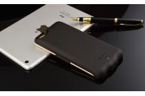 """Чехол-бампер со встроенной усиленной мощной батарей-аккумулятором большой повышенной расширенной ёмкости 10000mAh для iPhone 7 4.7""""/ iPhone 8 черный + гарантия"""