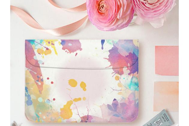 Чехол-клатч-сумка для apple macbook air 13 early 2015 ( mjve2 / mjvg2) 13.3 / apple macbook air 13 early 2014( md760 / md761) 13.3 из качественной импортной кожи