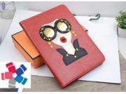 Фирменный чехол-обложка для iPad 2/3/4 new тематика