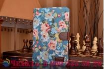 """Необычный чехол для ipad mini 4 """"тематика винтажные розы"""""""