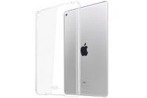 Задняя панель-крышка-накладка из тончайшего и прочного пластика для планшета ipad mini 4  прозрачная