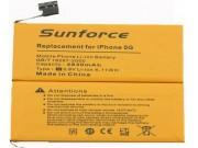 Усиленная батарея-аккумулятор большой ёмкости 7380 mAh  для телефона iPhone 5 / 5G + инструменты для вскрытия ..