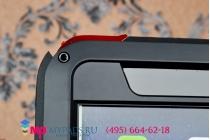 Неубиваемый водостойкий противоударный водонепроницаемый грязестойкий влагозащитный ударопрочный чехол-бампер для ipad air 1 md794/791/795/792785/788789796/793/987 ru/a цельно-металлический со стеклом gorilla glass
