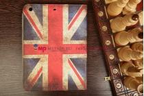 """Чехол-кейс для ipad air """"тематика ретро британский флаг"""""""