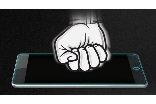 Защитное закалённое противоударное стекло премиум-класса из качественного японского материала с олеофобным покрытием для ipad air 2