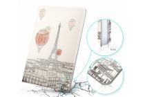 Фирменный уникальный необычный чехол-подставка для планшета iPad Pro 10.5  тематика Париж