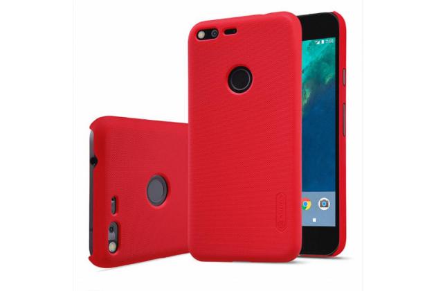 Задняя панель-крышка-накладка из тончайшего и прочного пластика для google pixel/htc google nexus 2016/ htc nexus s1 красная