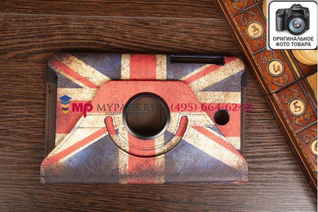 "Чехол для asus memo pad hd 7 me173x model k00b ""тематика ретро британский флаг"""
