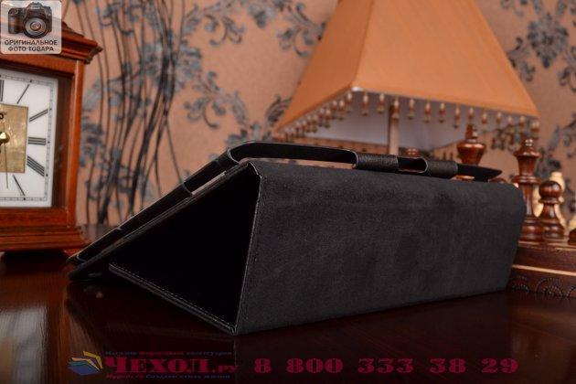 Чехол для asus zenpad 10 z300cg/z300cl/z300c/z300m черный кожаный