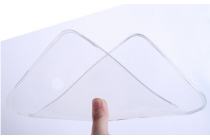 """Фирменная ультра-тонкая полимерная из мягкого качественного силикона задняя панель-чехол-накладка для Asus Fonepad 7 FE170CG (K012)"""" белая"""