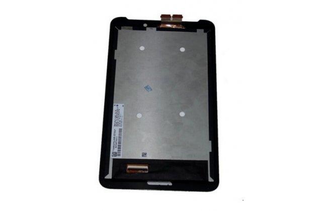 Lcd-жк-сенсорный дисплей-экран-стекло с тачскрином на планшет asus fonepad 7 fe170cg черный и инструменты для вскрытия + гарантия