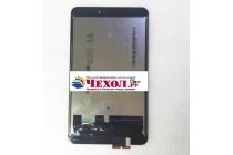 """Lcd-жк-сенсорный дисплей-экран-стекло с тачскрином на телефон asus memo pad 8 fhd me581cl k015 /k01h""""   черный + гарантия"""