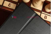 Чехол-обложка для Asus Memo Pad FHD 10 ME302С model K00A Smart Case черный кожаный