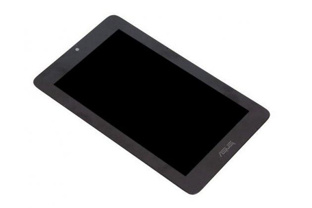 Lcd-жк-сенсорный дисплей-экран-стекло с тачскрином на планшета asus memo pad 7.0 me172v черный и инструменты для вскрытия + гарантия