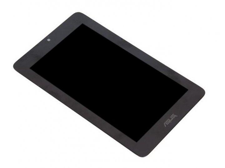 Lcd-жк-сенсорный дисплей-экран-стекло с тачскрином на планшета asus memo pad 7.0 me172v черный и инструменты д..