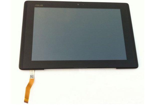 Lcd-жк-сенсорный дисплей-экран-стекло с тачскрином на планшета asus padfone 1 a66 черный и инструменты для вскрытия + гарантия